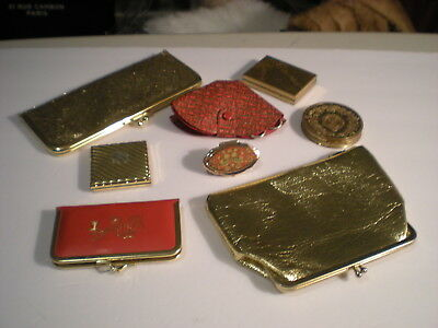 Vintage to Now 8 pc. Vanity Accessory Lot