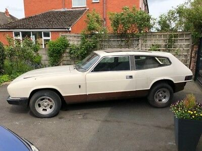 Reliant Scimitar GTE Restoration Spares Repairs Project Future Classic Barn Find