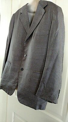 Vintage Harry Lebow - The Men's Store - Lightweight Sportcoat Jacket Blazer