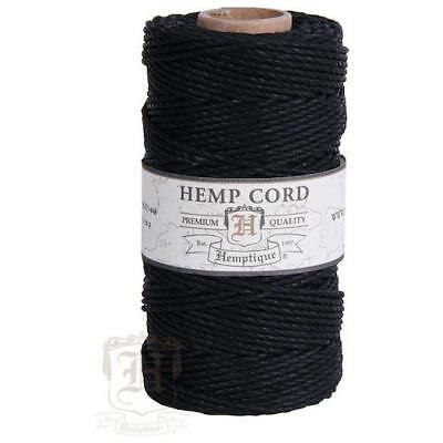 Hemptique 48lb Hemp Cord 1.8mm x 62m