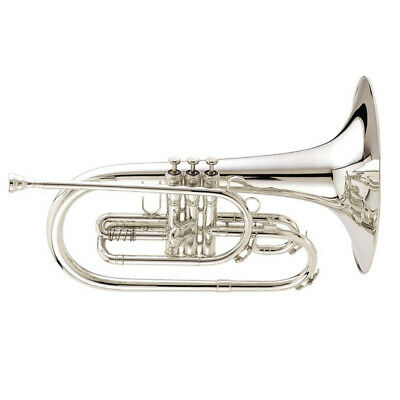 King 'Ultimate' Professional Model 1121SP Marching Mellophone BRAND NEW
