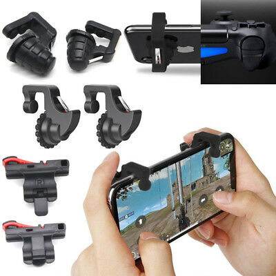 Newest PUBG Fortnite Mobile Phone Shooter Controller Game Trigger For iPhone OZ