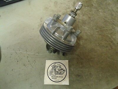 1957 Nsu Prima Scooter Front Hub Assembly