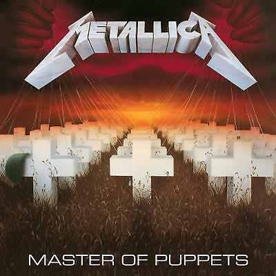 Master Of Puppets Deluxeboxset (Vinyl) MUSIC FREE SHIPPING