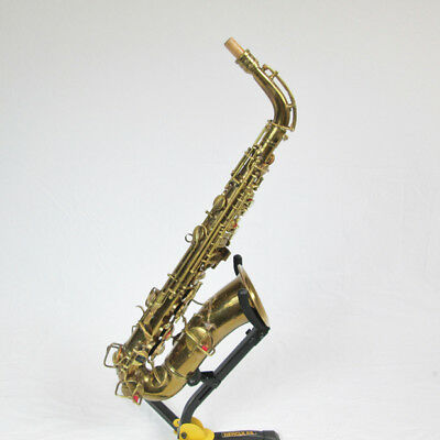 Conn New Wonder Alto Saxophone, M172xxx 1926, Completely repadded, Ready to play