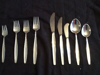 Georg Jensen 75 Pc Flatware Cypress
