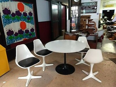 Mid Century Modern Dining set by Burke