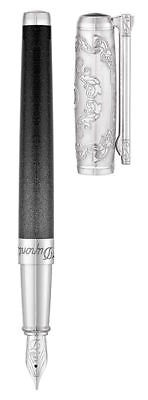 S.T. Dupont Conquest Of The Wild West Fountain Pen L.E. # 34, 410065, New In Box