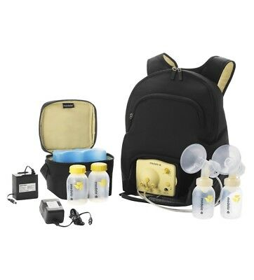 Medela Backpack bag Travel Double Pump In Style Advanced