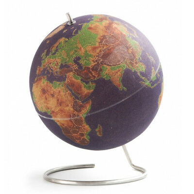 NEW Suck UK Cork Globe Coloured