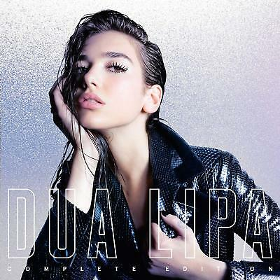Dua Lipa Complete Edition 2CD by Dua Lipa 190295559489 Audio CD NEW
