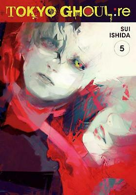 Tokyo Ghoul: Re, Vol. 5 by Sui Ishida Paperback Book Free Shipping!