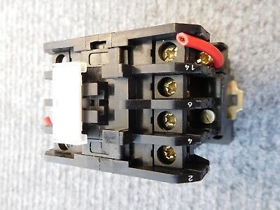 MTE 3 Ph Contactor 20 Amp  240 V coil