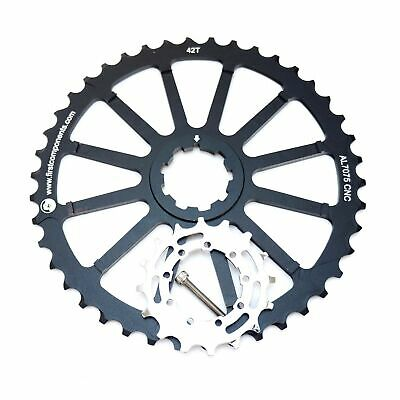 First Bicycle 42T Cassette Sprocket 10speed for Shimano Sram with 16T cog MTB