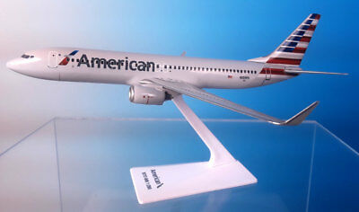 American Airlines Boeing 737-800 1:200 Flugzeug Modell NEU B737 ABO-73780H-036