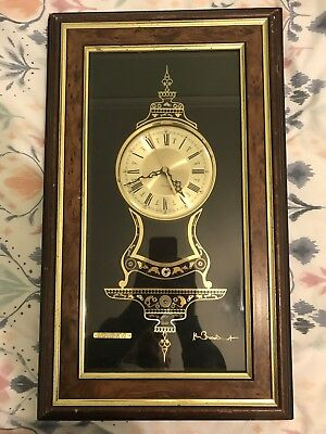 Ken Broadbent Antique Clock