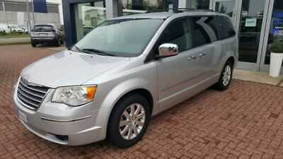 Chrysler Grand Voyager 2.8 crd Limited auto Dpf 7 P.ti
