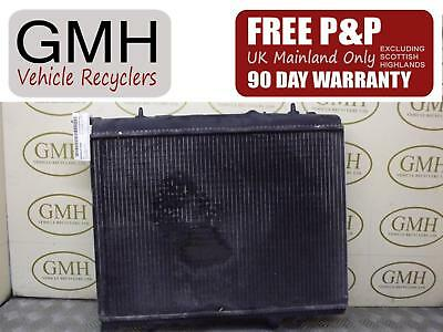 Peugeot 307 1.6 Petrol Water Coolant Radiator With Ac 9674421580  2001-2008~