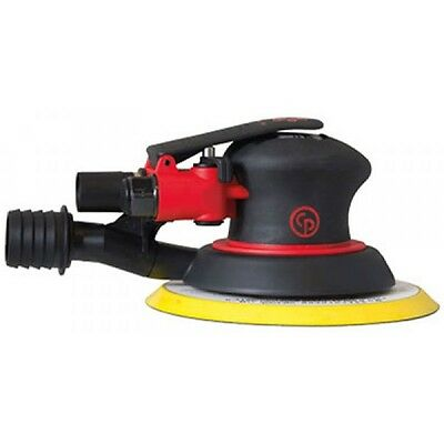 "Chicago Pneumatic CP7255CVE 6 ""/ 150mm Dual-Aktion Orbital Palm Sander (5mm"