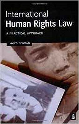 International Human Rights Law: A Practical Approach [Taschenbuch] by Rehma ...