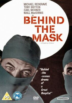 Behind The Mask DVD Nuovo DVD (OPTD2347)