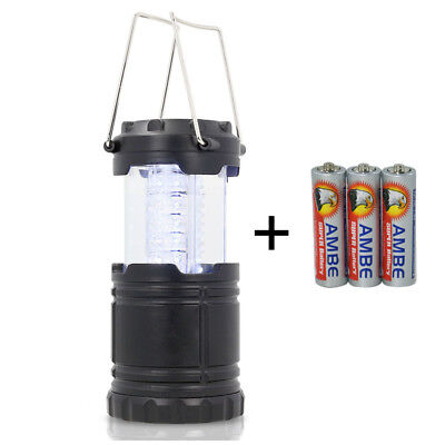 Dschungelcamp 4x AA LED Metall Camping Laterne Lampe Zeltlampe dimmbar für z.B