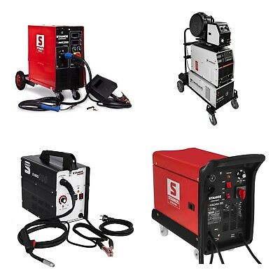 MIG MAG Welder Professional Welding Machine Accessories Wagon Mobile Portable