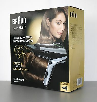 Braun Haartrockner HD 710 solo Satin Hair 7