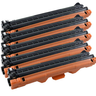 5X Toner Cartridge for Brother TN1050 DCP-1510 DCP-1512 HL-1110 HL-1112 MFC1810