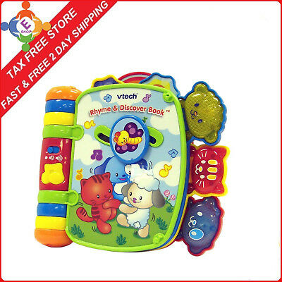 Educational Toys For Toddlers Learning 2 3 + Year Old Electronic Book Boys Girls