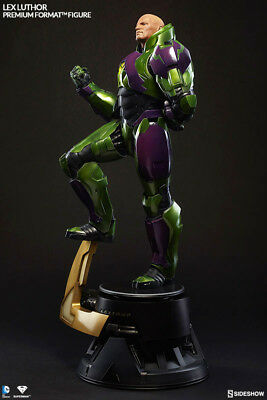 Sideshow Toys Lex Luthor Power Suit Prem Form Fig Statue