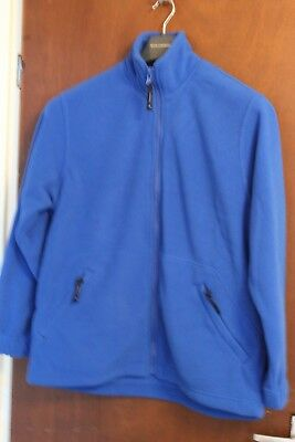 Uneek UC604 Mens Adult Classic Full Zip Micro Fleece  Size s
