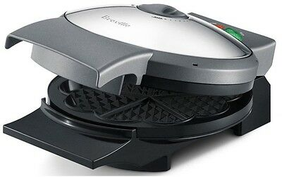 Electric Nonstick Variable Browning Waffle Maker Kitchen Machine Dessert Treat