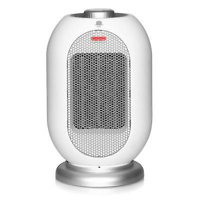 MRMIKKI 1200W/700W Space Heater for Office and Home, PTC Ceramic Portable Des...