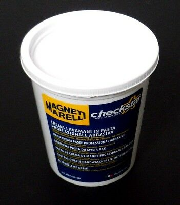 MAGNETI MARELLI - HEAVY DUTY HAND WASH CLEANNING PASTE GARAGE WORKSHOP - 1 Liter