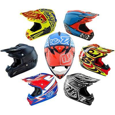 Troy Lee Designs Adult Air SE3 and SE4 MX Offroad ATV Helmets BRAND NEW IN BOX