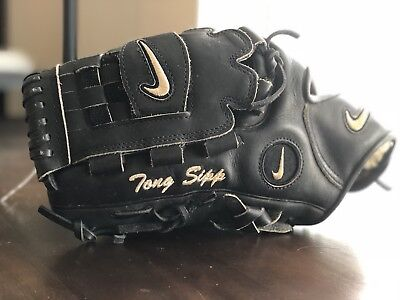 "Rare Nike Diamond Elite Tradition Pro Issue Mlb Tony Sipp 12"" Lht Baseball Glove"