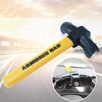 AM_ UNIVERSAL AUTO ANTI THEFT AUTO CAR SECURITY ROTARY STEERING WHEEL LOCK Eyefu
