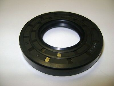 New Tc 35X72X10 Double Lips Metric Oil / Dust Seal With Garter Spring