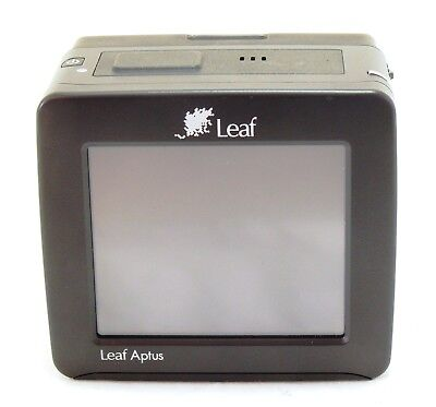 Leaf Aptus 22 digital back for Hasselblad H1 H2 in fitted case MINT-