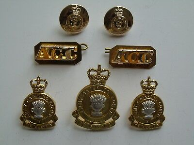 Army Catering Corps Buttons