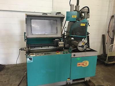 Clean KMT350A Automatic Cold Saw Kalamazoo Machine Non-Ferrous Aluminum Metal