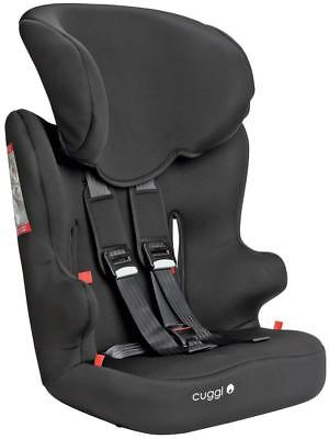 Cuggl Chaffinch Racer SP Group 1/2/3 9-36kg High Back Booster Carseat 1-10yrs