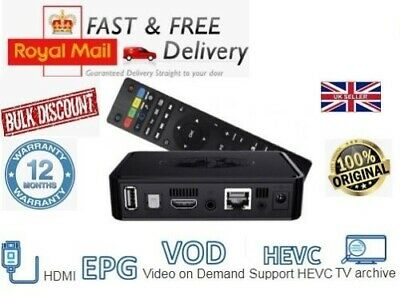 MAG254/322 IPTV Box With 12 Month Gift Warranty Premium Quality Fast Postage