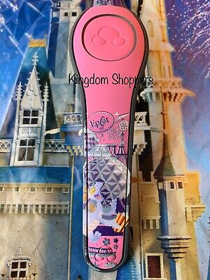 NEW DISNEY PARKS Figment Epcot Disney World Magicband 2 Pink