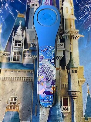 NEW DISNEY PARKS Figment Epcot Disney World Magicband 2 Blue
