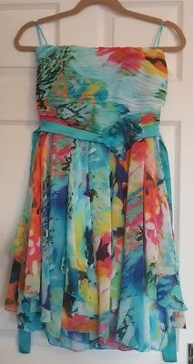 Beautiful Brand New with tags Women's Cocktail Dress rrp £70 bargain Princess