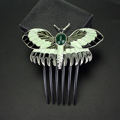 Titanic Heroine Rose Butterfly Comb New Classic Hairpin Replica Hair Accessory