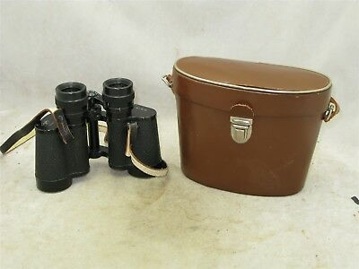 Agfa 8 x 30 Wide Binoculars Made in Germany with Case