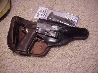 Walther P38 Holster or P1 Police with Factory 8 Round Magazine